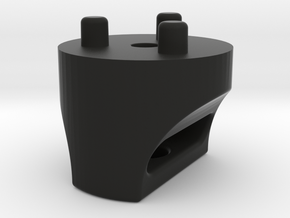 Emek/Etha 2 Bolt Cap - SLING MOUNT in Black Natural Versatile Plastic
