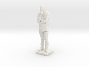 Printle C Homme 2186 - 1/24 in White Natural Versatile Plastic