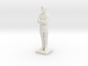 Printle C Homme 2184 - 1/24 in White Natural Versatile Plastic