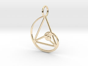 fibonacci gold in 14K Yellow Gold