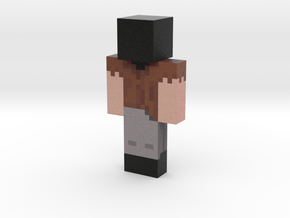 Notch | Minecraft toy in Natural Full Color Sandstone