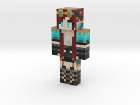RSDAngelOnFire | Minecraft toy in Natural Full Color Sandstone