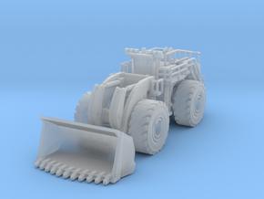 L-2350 bucket wheel loader in Smoothest Fine Detail Plastic: 1:400