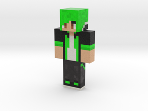 NekroPlayz | Minecraft toy in Natural Full Color Sandstone