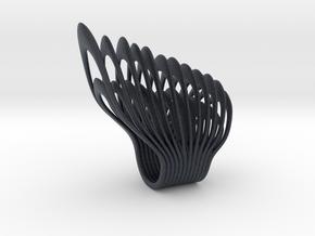 1000 Rings in Black Professional Plastic