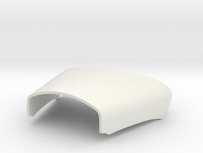 Engine-Cover-B61 in White Natural Versatile Plastic
