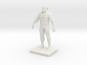 Printle C Homme 2127 - 1/24 in White Natural Versatile Plastic