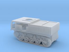 1/160 Scale M4 High Speed Tractor in Smooth Fine Detail Plastic