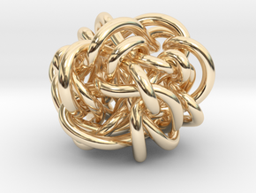 B&G Knot 11 in 14K Yellow Gold