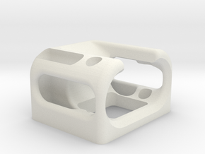 DESK PHONE AIRPOD DOCK in White Natural Versatile Plastic