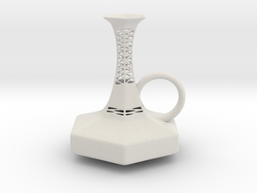 Vase 948RFL in Matte Full Color Sandstone