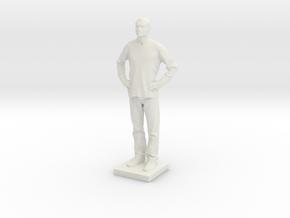 Printle C Homme 2089 - 1/24 in White Natural Versatile Plastic