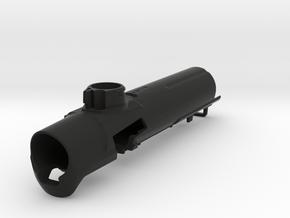 PALS Ready PE Emek Body -FASTBACK 2 in Black Natural Versatile Plastic