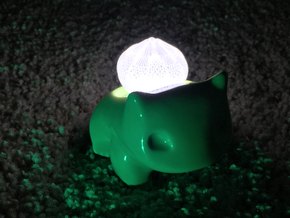Bulbasaur's Bulb in Smoothest Fine Detail Plastic