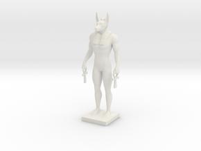 Printle V Homme 2072 - 1/24 in White Natural Versatile Plastic
