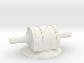 1/30 IJN Akagi Rangefinder in White Natural Versatile Plastic