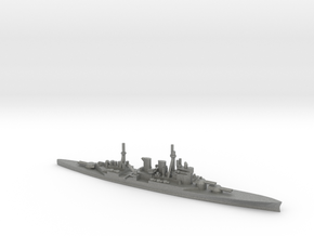 British Renown-Class Battlecruiser in Gray PA12