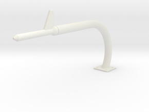Vario UH-1 Pitot Tube 1/7 in White Natural Versatile Plastic
