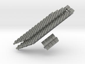 Tetrahedral Racks in Gray Professional Plastic