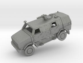 ATF DINGO2 Armored Car  in Gray PA12: 1:144