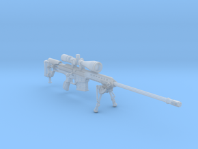 1/12th 98bgun extended bipod  in Smoothest Fine Detail Plastic
