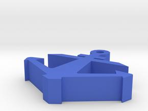 Anchor Jewelry in Blue Processed Versatile Plastic