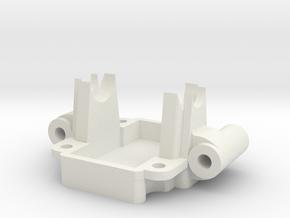 rc motor in White Natural Versatile Plastic
