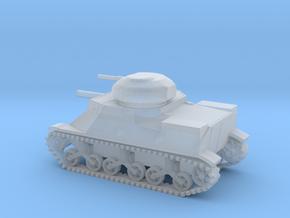 1/144 Scale M3 Grant Medium Tank in Smooth Fine Detail Plastic