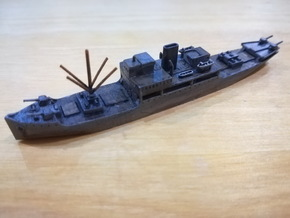 1/1200th scale Ural soviet minelayer in Smooth Fine Detail Plastic