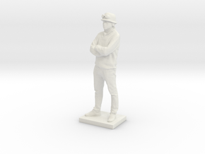 Printle C Homme 2016 - 1/24 in White Natural Versatile Plastic