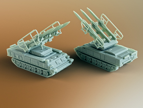SAM 2K12-KUB TEL esc: 1:160 in Smooth Fine Detail Plastic