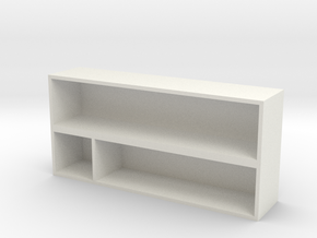 Table tool box in White Natural Versatile Plastic: Medium