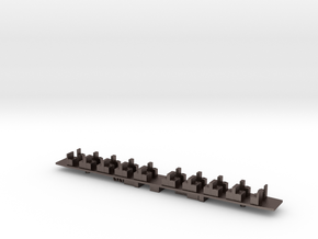rtg chassis wagon et wagon fret in Polished Bronzed-Silver Steel