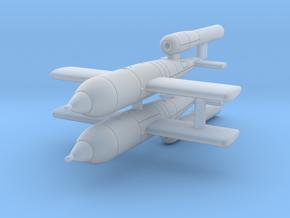 (1:144) (x2) Fieseler Fi 103 D-1 in Smooth Fine Detail Plastic