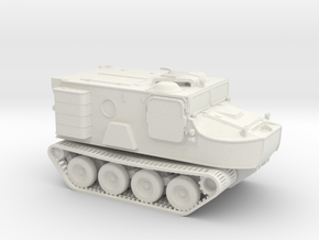 1/72 M-76 Otter in White Natural Versatile Plastic