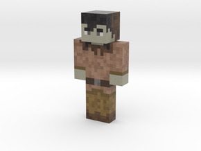 current | Minecraft toy in Natural Full Color Sandstone
