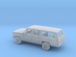 1/160 1973-79 Chevrolet Suburban Custom Kit in Smooth Fine Detail Plastic