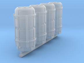 BYOS ADD ON CYLINDER NANO SET in Smooth Fine Detail Plastic
