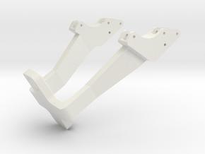 Deutz Stoll DX in White Natural Versatile Plastic