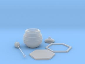 Honey Combination in Smooth Fine Detail Plastic: Medium