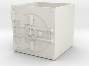 safe deposit box in White Natural Versatile Plastic