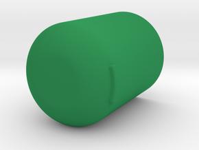 Wisdom mug in Green Processed Versatile Plastic: Small