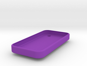 Camera phone case in Purple Processed Versatile Plastic: Small