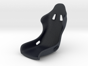 Race Seat-RType 10 - 1/10 in Black PA12
