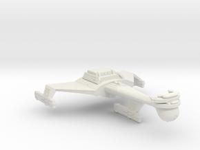 3788 Scale Klingon C8VB Heavy Carrier WEM in White Natural Versatile Plastic