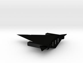 Anvil Escort in Matte Black Steel