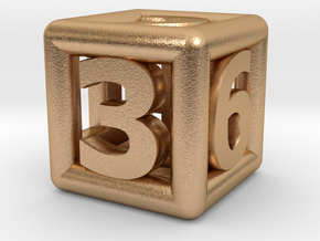 game dice ok in Natural Bronze: Medium