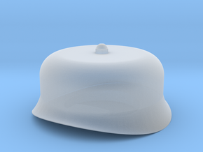 O Scale Austerity Dome [part 9] in Smoothest Fine Detail Plastic