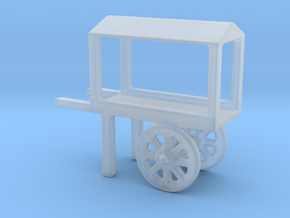 hand cart covered 2 in Smooth Fine Detail Plastic