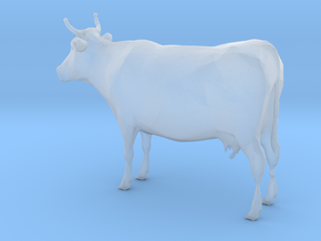 1-64 Scale Cow in Smooth Fine Detail Plastic